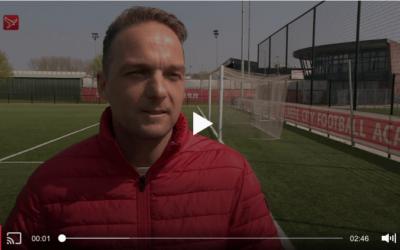 Trainer René Koster wil bondscoach van Ghana worden