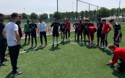 Eredivisie lonkt voor talenten Almere City FC